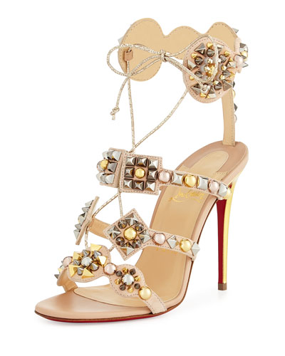 Evening Shoes: Satin Pumps & Heels at Neiman Marcus