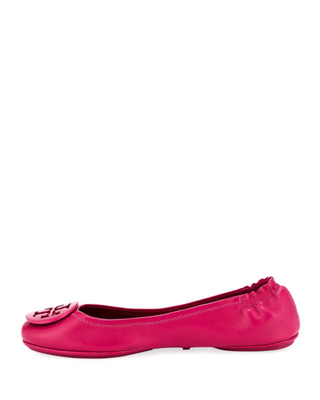 Minnie Travel Logo Ballet Flat