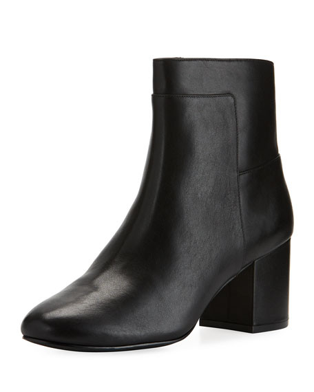 Cole Haan Arden Grand Smooth Leather Bootie, Black
