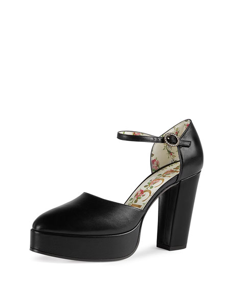 Gucci Platform 85mm d'OrsayPump