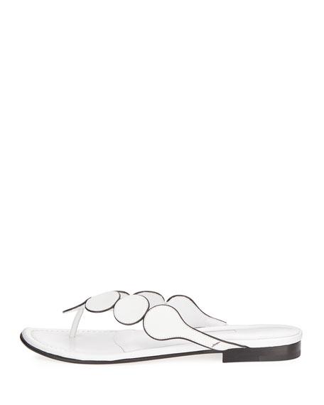 Ariflat Leather Thong Sandals