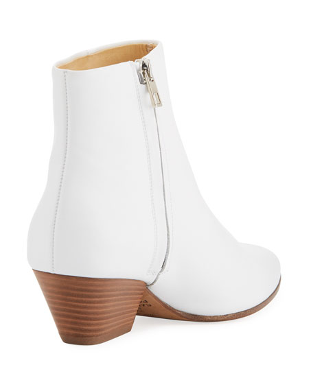 Vaughn Smooth Calf Ankle Boot