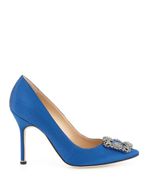 348dbf82d78f8 Manolo Blahnik Shoes at Neiman Marcus