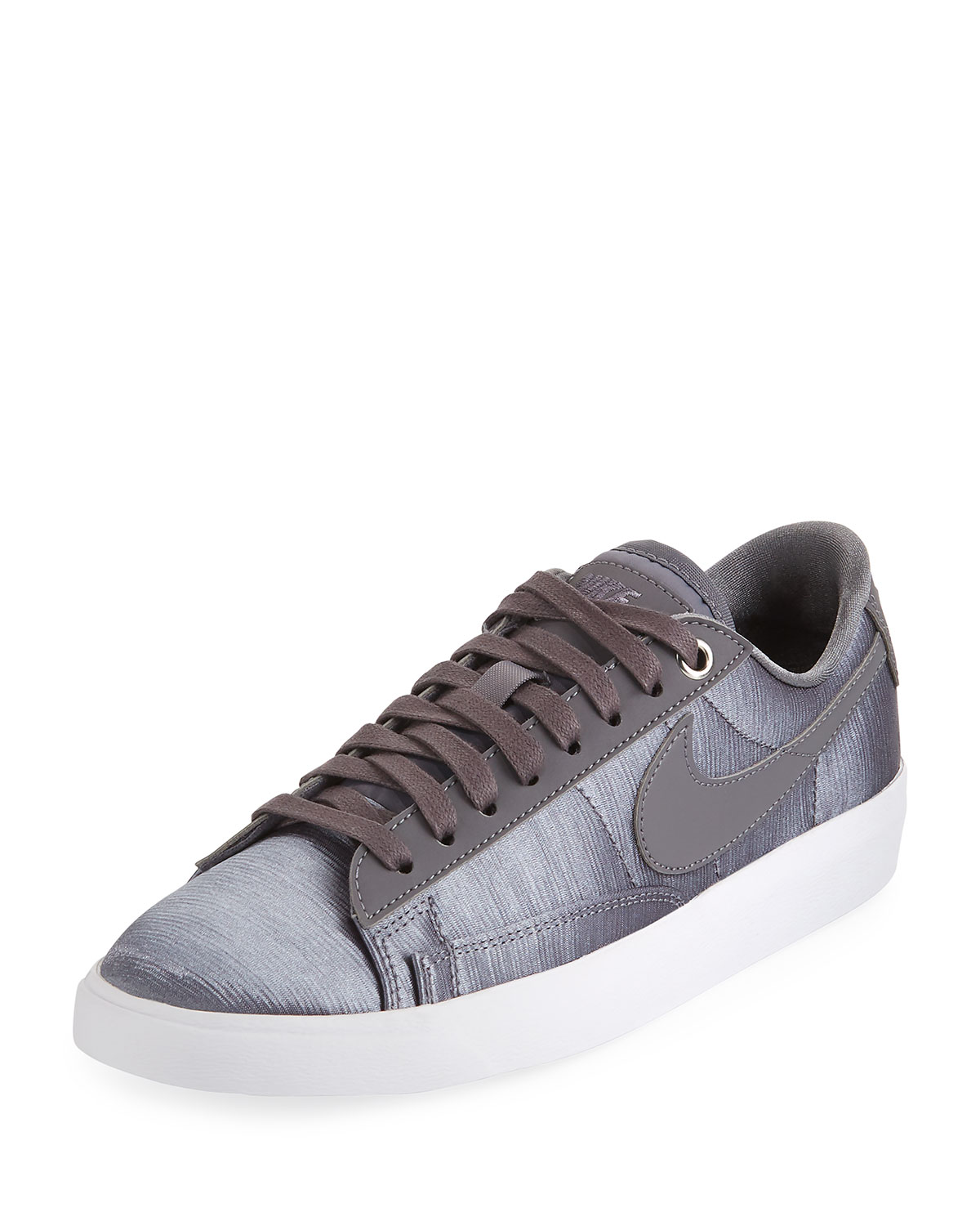 348a2a5d507f Nike Women s Blazer Leather Low-Top Sneakers