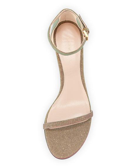 45NUDIST Nighttime Naked Fabric Sandal