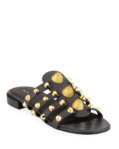Giant Studded Leather Sandal