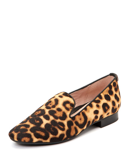 Taryn Rose Bryanna Calf Hair Flat Loafers