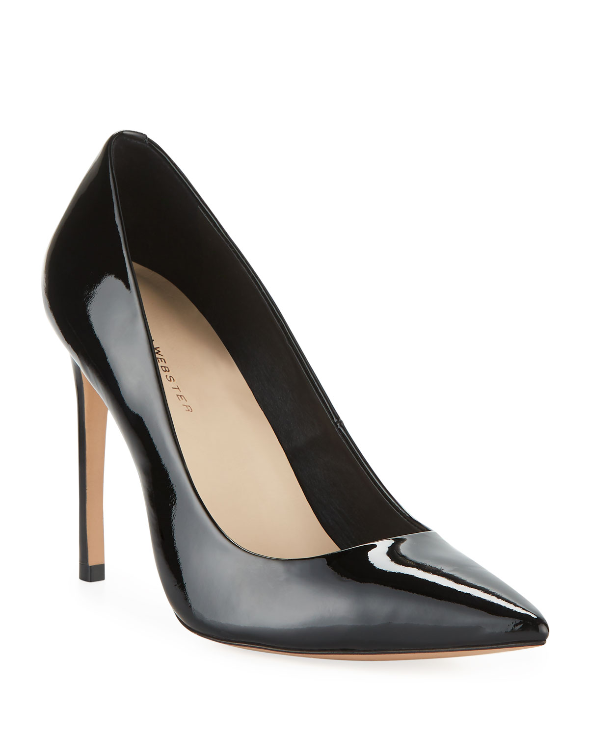 3c85224e447 Sophia Webster Rio High-Heel Patent Leather Pumps