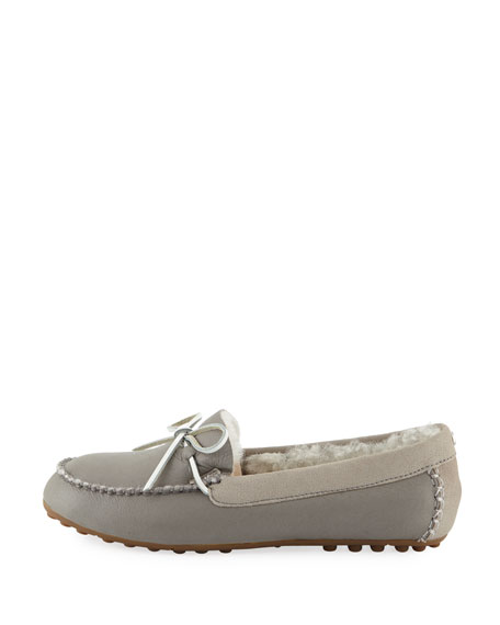 UGG Deluxe Moc Loafer Slippers