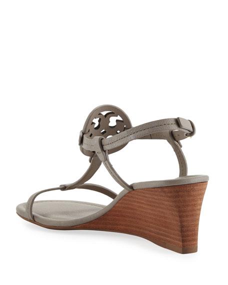 Miller Medallion Wedge Sandals