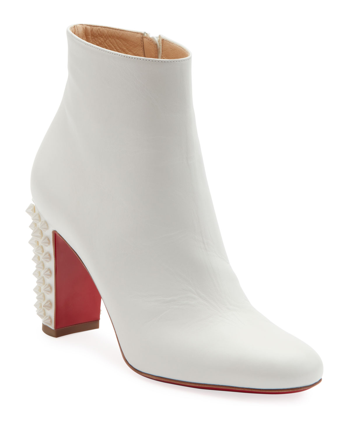 e946a2a2bfb Suzi Folk Red Sole Booties