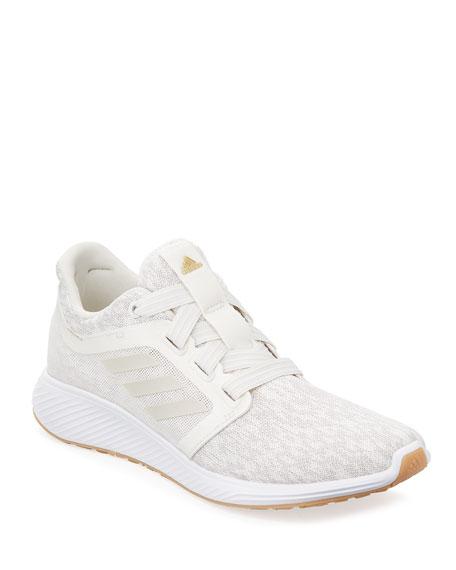 Adidas Edge Lux 3 Metallic Knit Sneakers