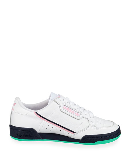 Adidas Continental 80 Leather Low-Top Sneakers