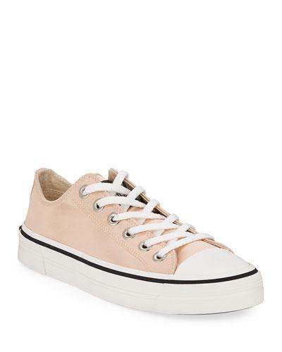Grunge Low-Top Sneakers