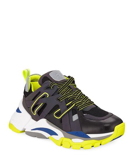 Ash Flash Runner Colorblock Sneakers