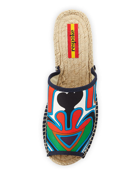Respoke Delicia Wedge Espadrilles Sandals