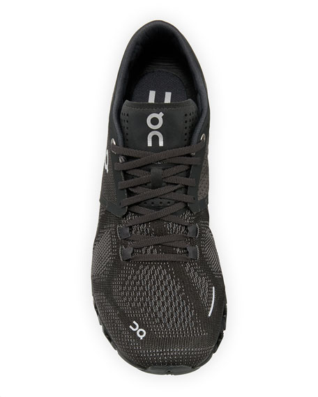 On Cloud X Knit Running Sneakers