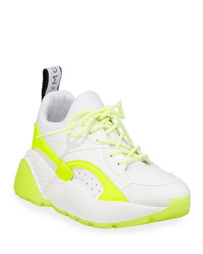 High Glow Eclypse Platform Sneakers