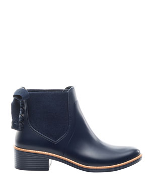 682a64deec2 All-Weather Boots: Fur & Rain at Neiman Marcus