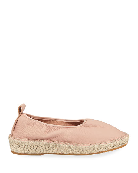 Cole Haan Cloudfeel Leather Espadrille Sneakers