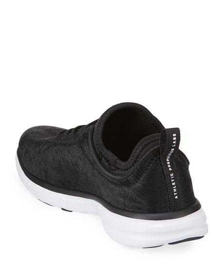 APL: Athletic Propulsion Labs Techloom Phantom Calf Hair Sneakers