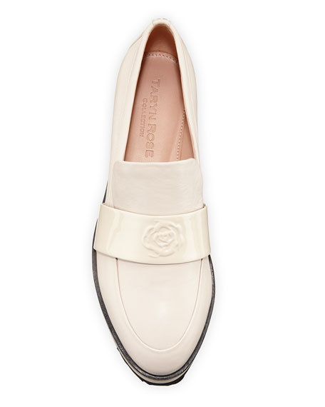 Taryn Rose Collection Violetta Lug-Sole Loafers