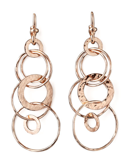 IppolitaRose Multi-Link Jet-Set Earrings, Mini