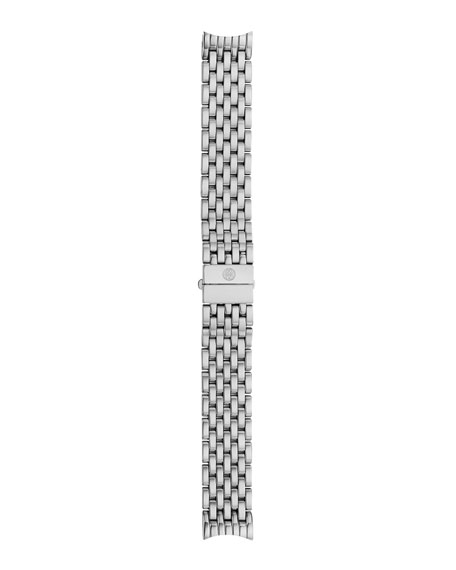 MICHELE 16mm Serein Stainless Bracelet Strap