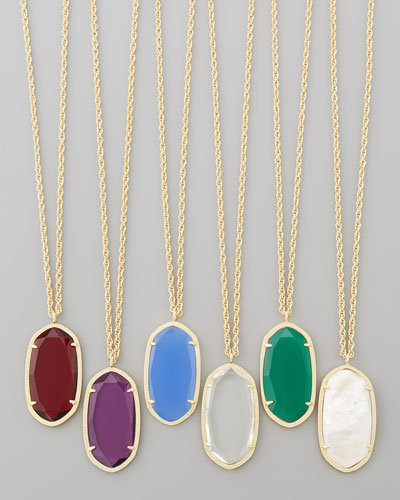 Kendra Scott Danielle Birthstone Necklace