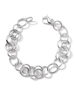 Ippolita Sterling Silver Charm Bracelet