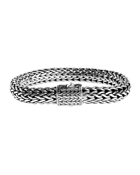 Medium Chain Bracelet with Chain Clasp