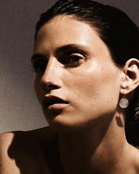 18k Glamazon Stardust Earrings with Diamonds