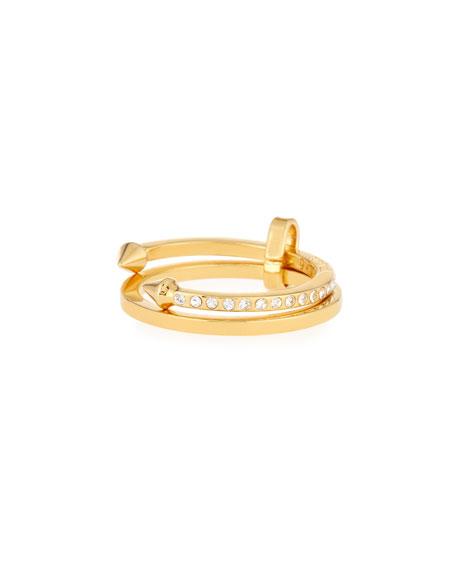 Mini Titan Crystal Ring