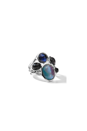 Ippolita Wonderland Silver 5-Stone Ring