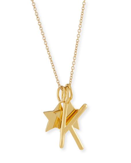 Lena Layered Pendant Necklace