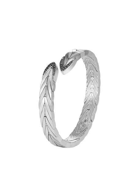 John Hardy Modern Chain Silver Small Flex Cuff