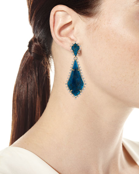 August Statement Earrings