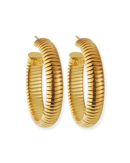 Gas Bijoux Milo Mini Hoop Earrings