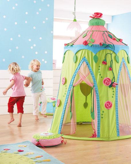 Rose Fairy Tent
