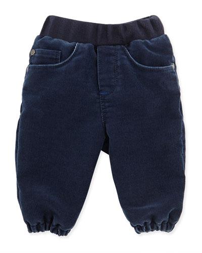 Paul Smith Corduroy Gathered-Leg Pants, Boys' 3M-3T