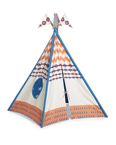 Boys' Canvas Play Tent