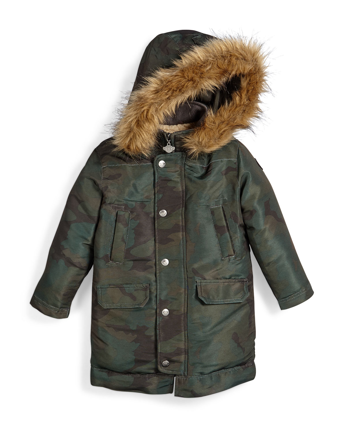 b4b87cad4 Appaman Pratt Hooded Down Parka Coat