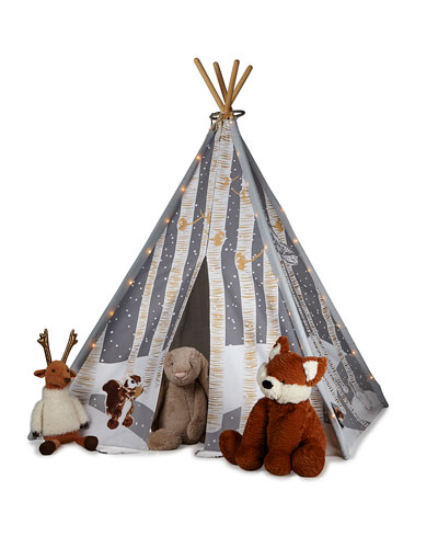 Woodland Teepee Tent