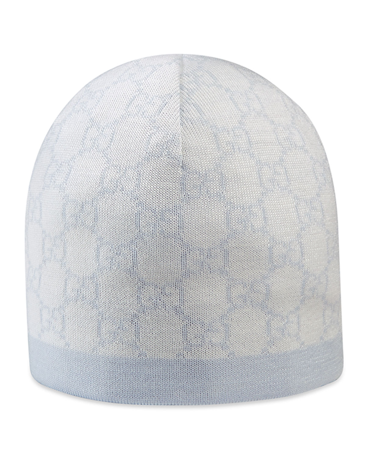 Gucci Wool GG Baby Hat   Neiman Marcus fe1d2f96db5