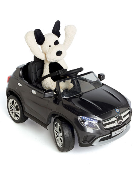 Mercedes GLA 12V Ride-On Car, Gray