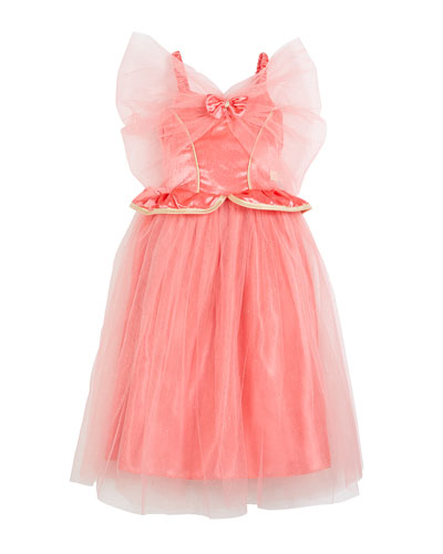 Kids' Olivia Fairy Dress Costume  8-10 Years
