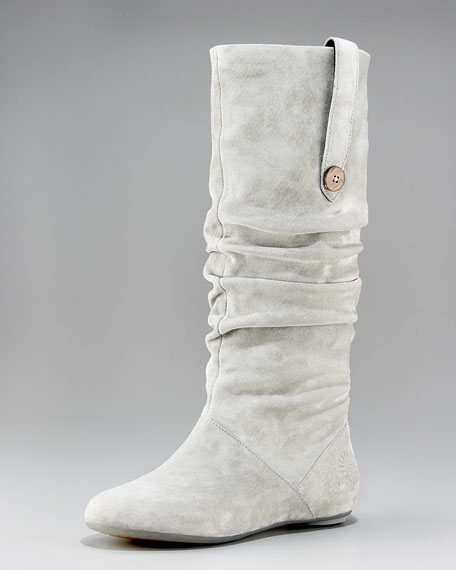 Highkoo Ruched Boot