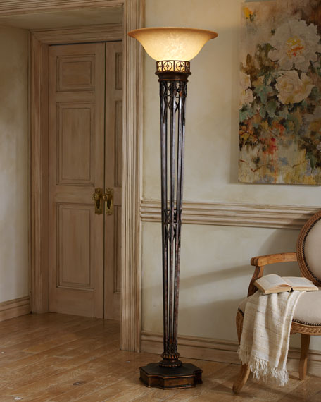 Torchere Floor Lamp