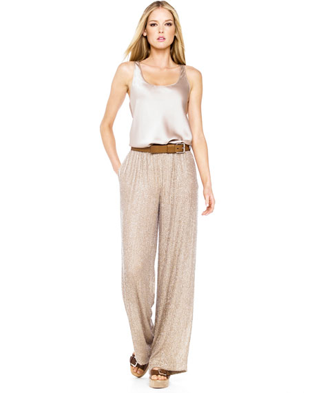 Beaded Harem Pants