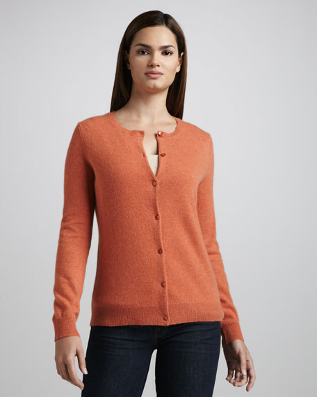 Cashmere Cardigan, Women's